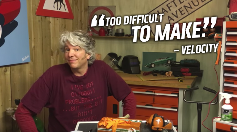 Illustration for article titled Edd China Is Leaving Wheeler Dealers Because Velocity Wants To Make The Show Worse