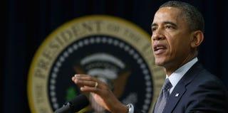 President Obama (Chip Somodevilla/Getty Images)