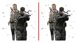 Illustration for article titled Can You Spot the Differences in These Metal Gear Images?
