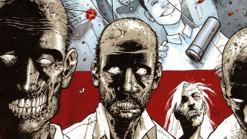 Illustration for article titled Read The Walking Deadalong withThe A.V. Club: issues #1-6