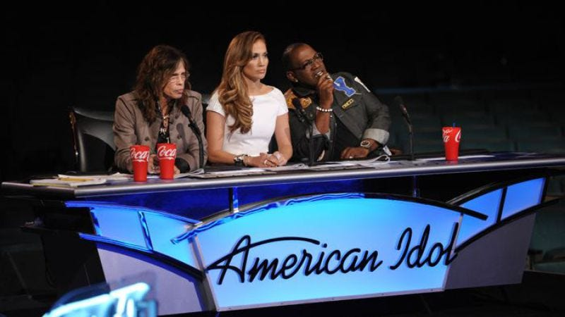 "Illustration for article titled American Idol: ""Performance Challenge"""