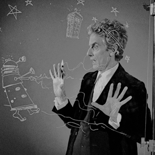 Illustration for article titled Capaldi's Exit/Next Doctor?