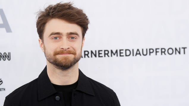 Watch Daniel Radcliffe prank call a toy store for BBC One
