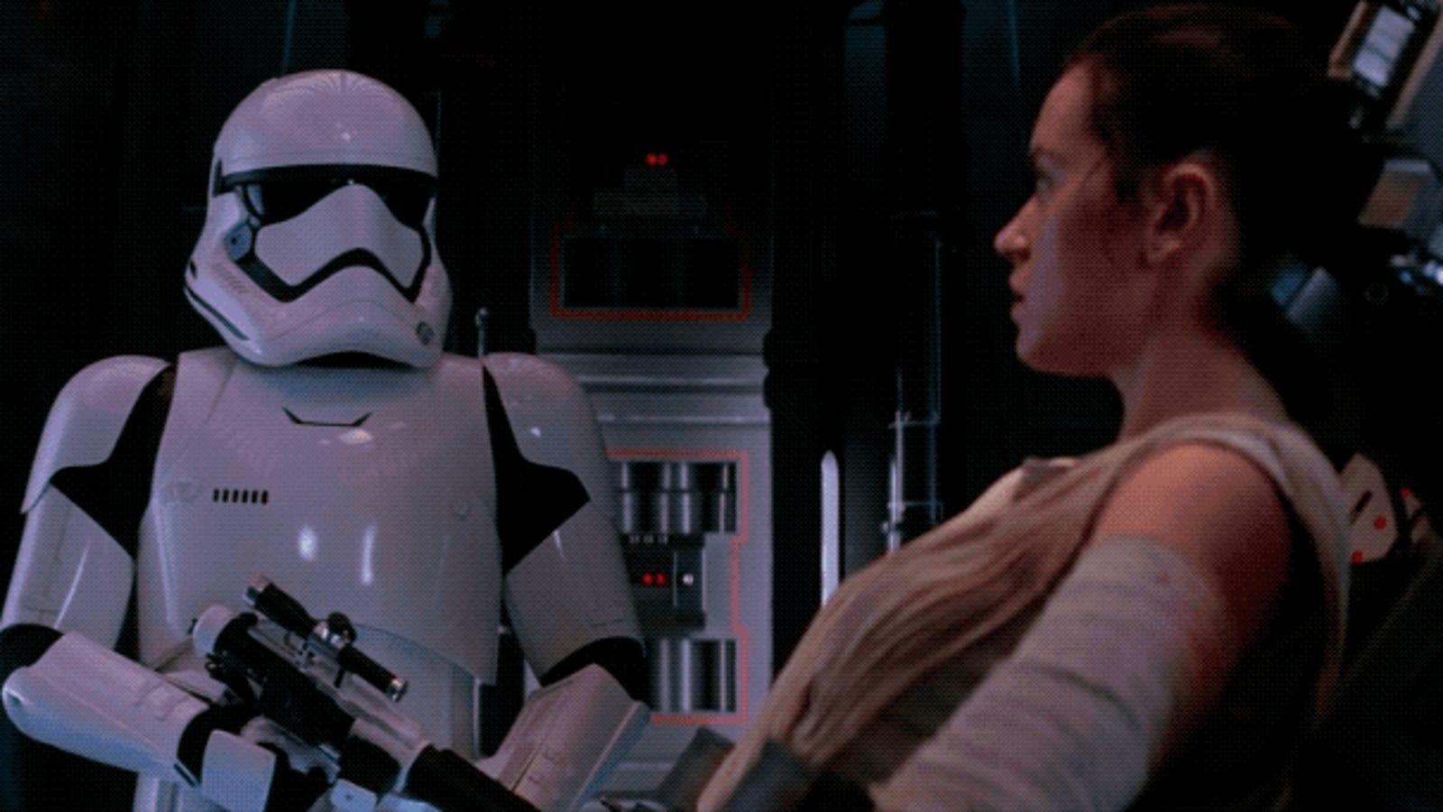 La novela de Star Wars: The Last Jedi por fin explica el origen de los poderes Jedi de Rey