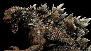 Illustration for article titled Is this what the new Godzilla will look like?