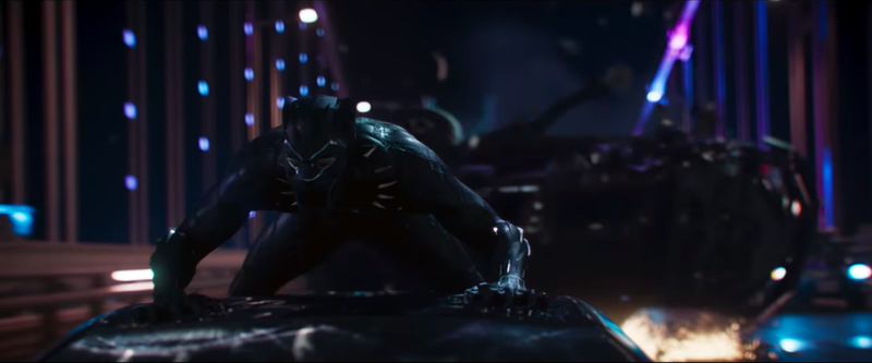Screenshot: Black Panther