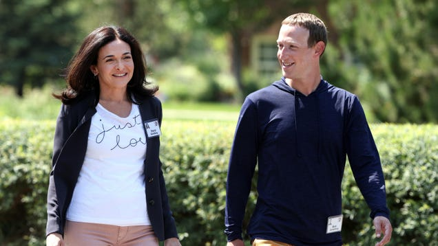 Facebook Paid the FTC Billions to Personally Protect Zuckerberg, Lawsuit Claims