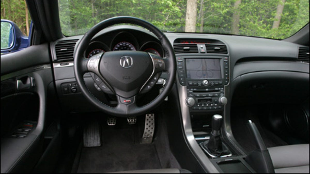 2008 acura tl type s the oppositelock review