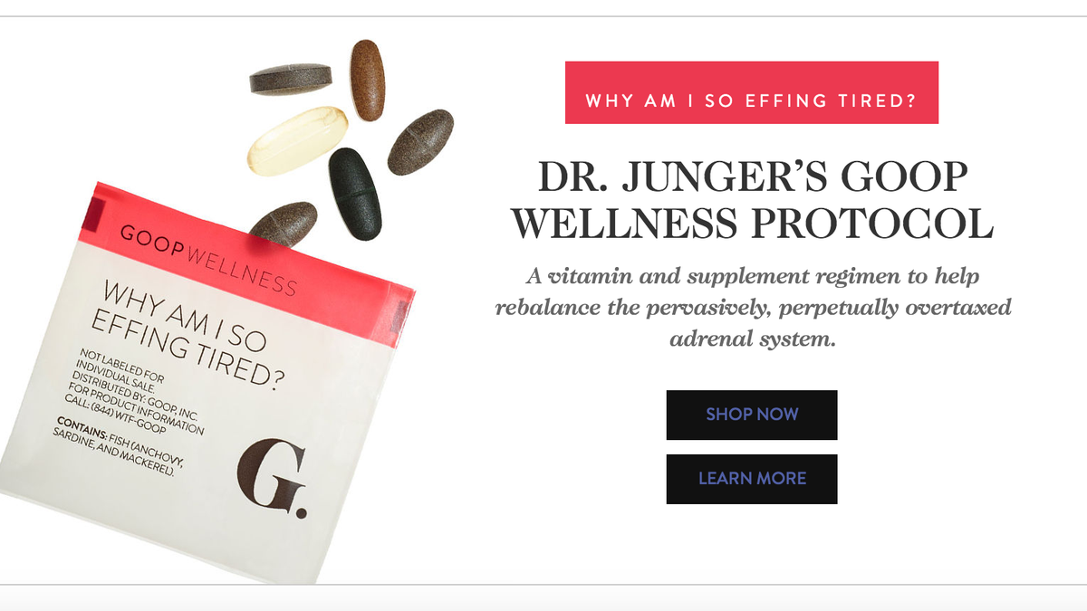 Wellness, Womanhood, and the West: How Goop Profits From