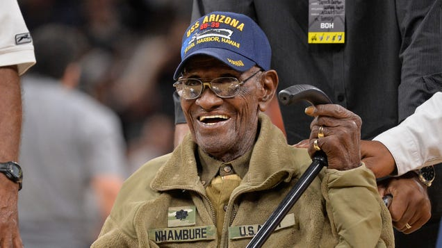 Oldest American Man on Record Dies at Age 112