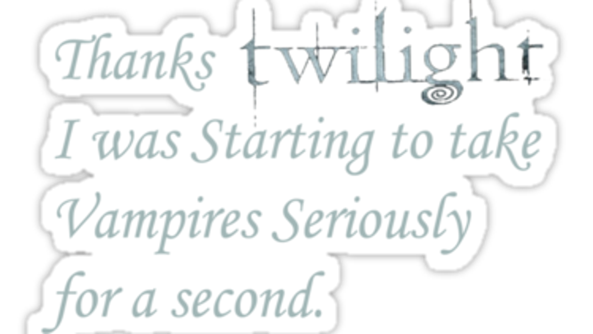 9 Reasons to be Grateful for Twilight