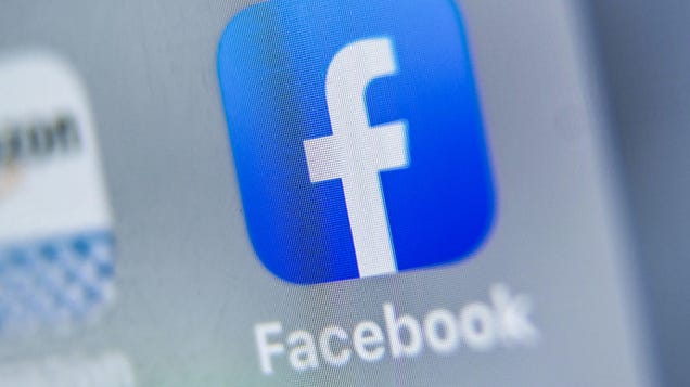 Facebook Brags About Doing Its Job for Once