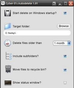 Illustration for article titled Auto-Delete Keeps Your Folders Clean