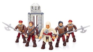 Assassin's Creed Toys Intended to Introduce the Brand to Kids