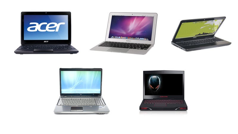 Illustration for article titled The Best Back to School Laptops