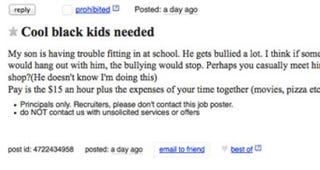 Craigslist Screenshot