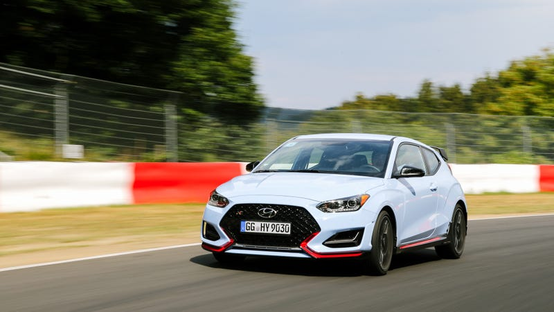 Illustration for article titled Don't Bother Leasing the Hyundai Veloster N