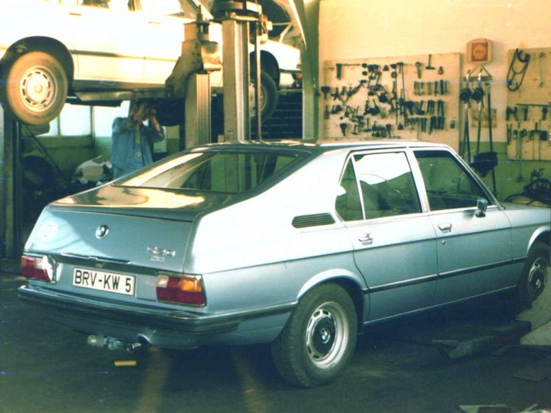 Illustration for article titled I think I just found the car that inspired all those BMW GTs