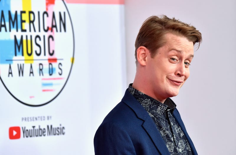 Illustration for article titled Macaulay Culkin Says He'll Change His Middle Name to Macaulay Culkin