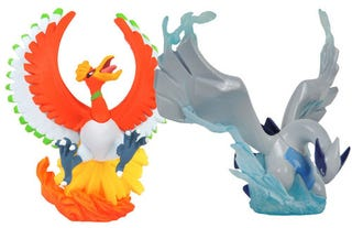 Illustration for article titled Catch Ho-Oh Or Lugia When You Preorder Pokémon