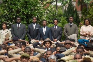 Scene from Selma, from Paramount Pictures and PathéAtsushi Nishijima