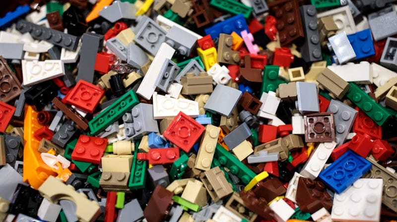 How to Donate or Sell Used Legos