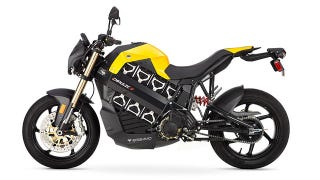 Illustration for article titled The Victory Charger Could Be Polaris' First Electric Motorcycle