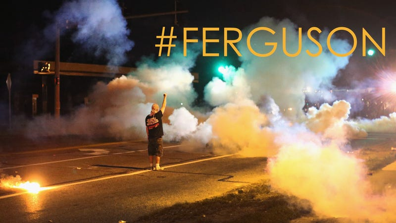 Illustration for article titled How #Ferguson's Twitter Users Woke the Media the Fuck Up