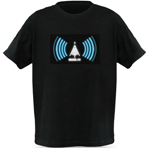 Illustration for article titled Wi-Fi Detector Shirt, Self-Detects Geeks