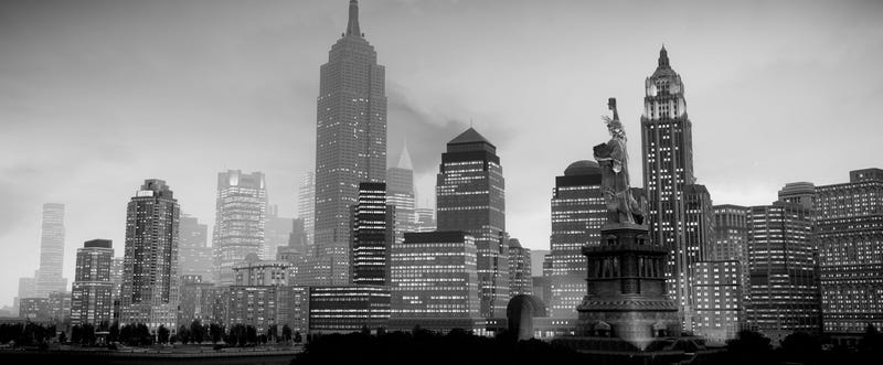 Illustration for article titled Grand Theft Auto IV Looks Marvelous in Black and White