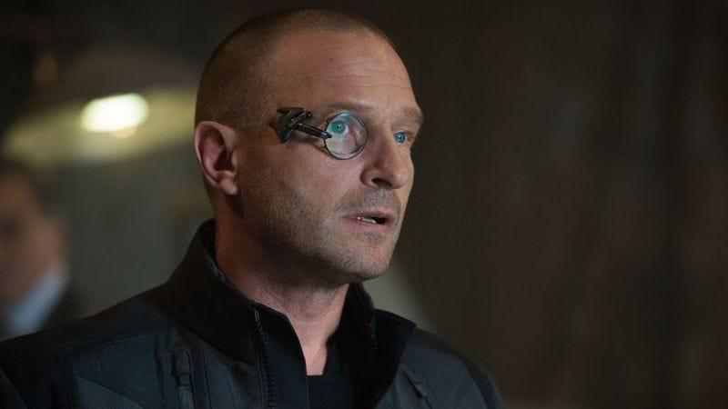 Thomas Kretschmann as Baron Von Strucker in Avengers: Age Of Ultron