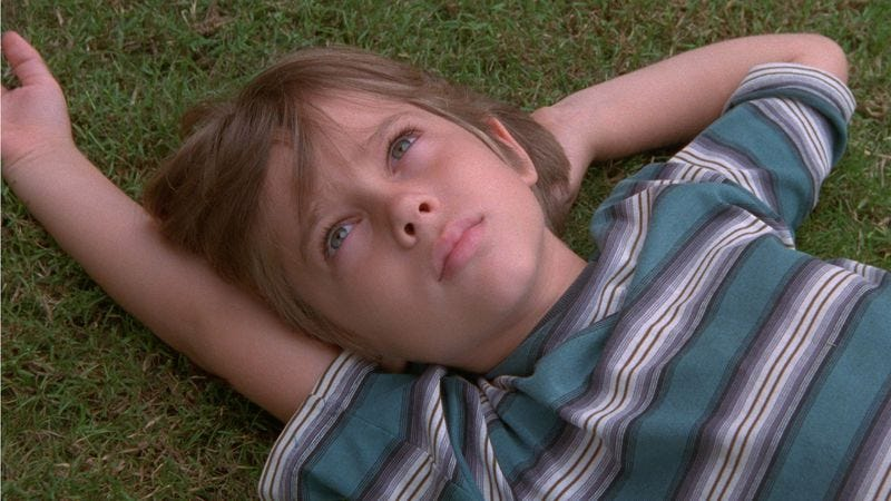 A still from Boyhood
