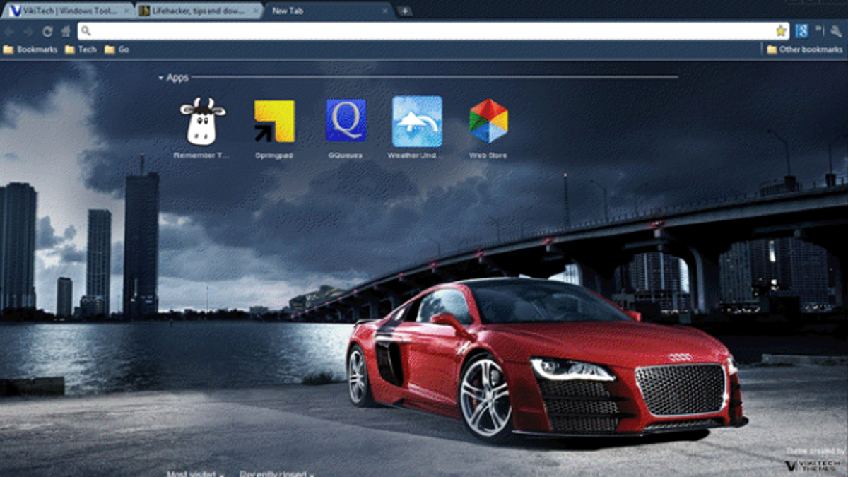 How to Create a Chrome Theme from Your Favorite Wallpaper