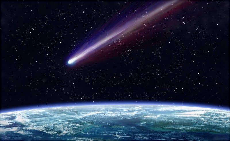 Illustration for article titled ¿Qué pasaría si un asteroide impactara con la Tierra?