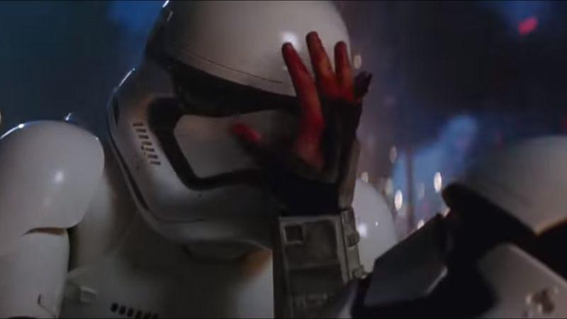 Fingertips—A Star Wars The Force Awakens Fanvid (Screenshot: YouTube)