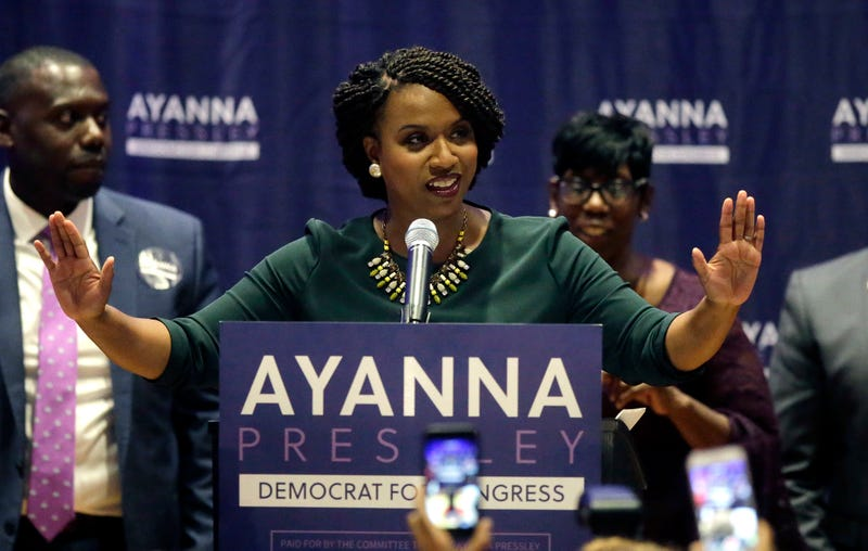 Illustration for article titled Ayanna Pressley Wins Massachusetts Democratic Congressional Primary in Stunning Upset
