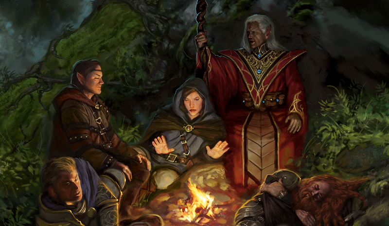 Illustration for article titled A Simple Moral Quandary Stumped My D&D Group For Two Hours