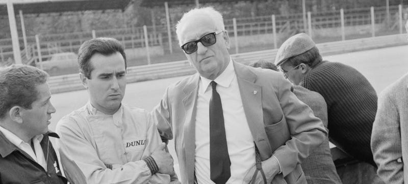 Illustration for article titled What Should Be Included In A Movie About Enzo Ferrari?