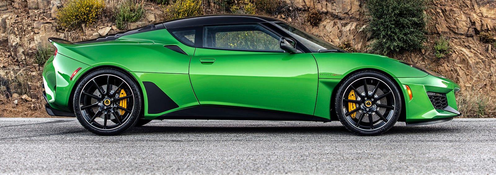 Why The 2020 Lotus Evora GT Feels Like A Uniquely Futuristic Relic