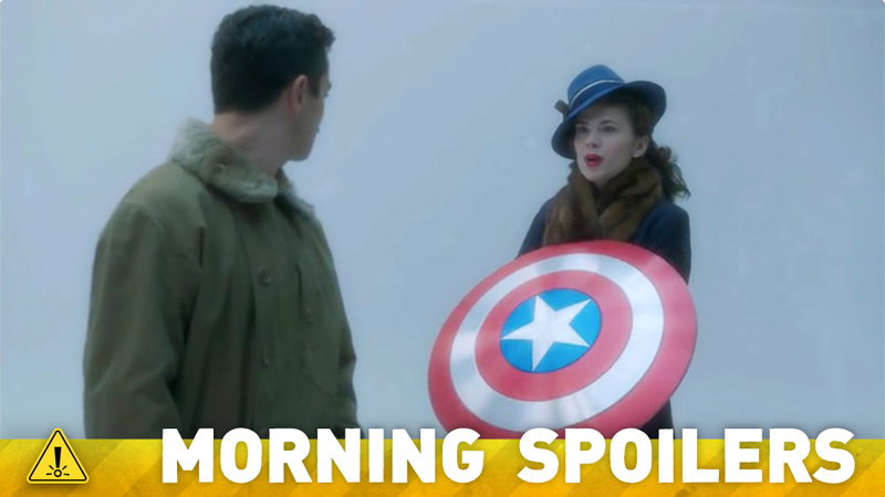 Illustration for article titled What Role Will Peggy Carter Play In Captain America: Civil War?
