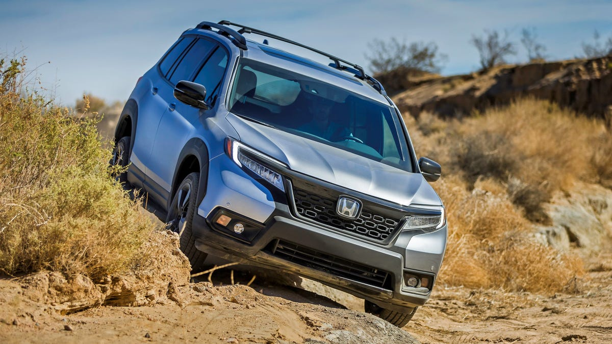 The 2019 Honda Passport Is The Beefy Honda Crossover Of Your Dreams