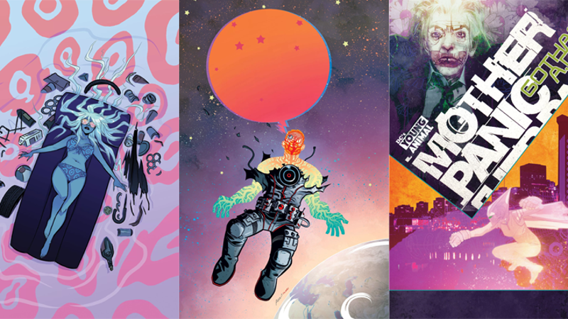 DC's Young Animal Imprint Is Getting a Cosmic Reshuffle Next Year