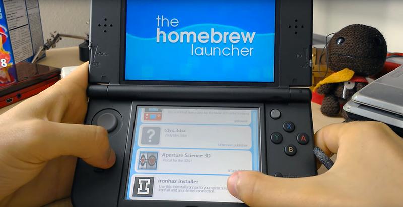 Illustration for article titled Un fallo en la app de Youtube permite instalar juegos no oficiales en la 3DS