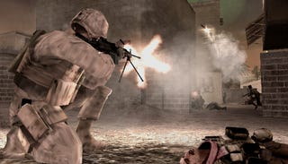 Illustration for article titled Modern Warfare Wii Gets Coop With a Catch