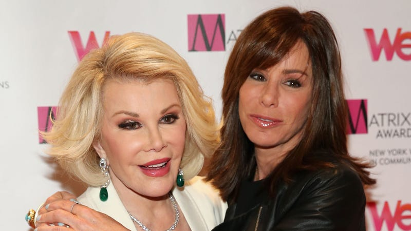 Illustration for article titled Joan Rivers and Bristol Palin to 'Star' on Celebrity Wife Swap