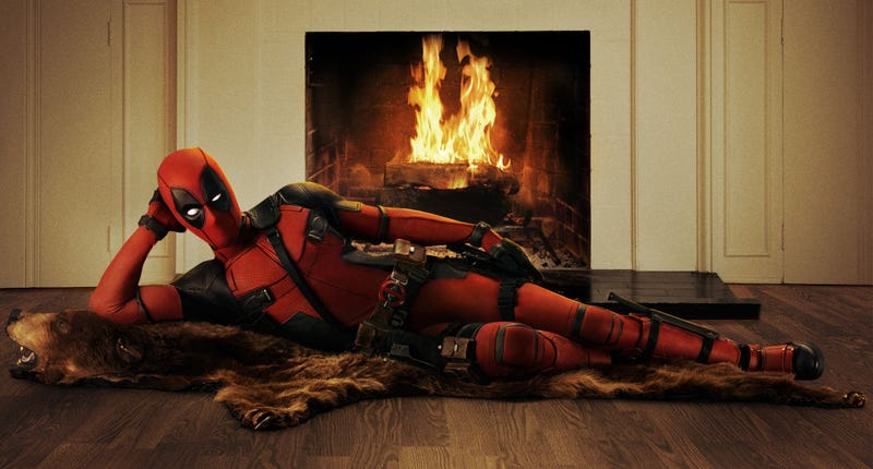 Illustration for article titled The Deadpool Movie Marketing Is Out of Control