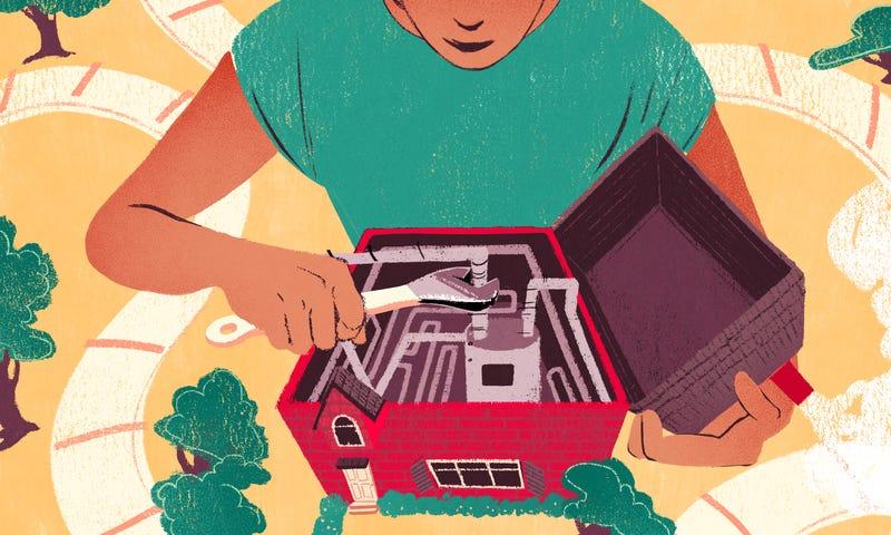 Maintenance - Magazine cover