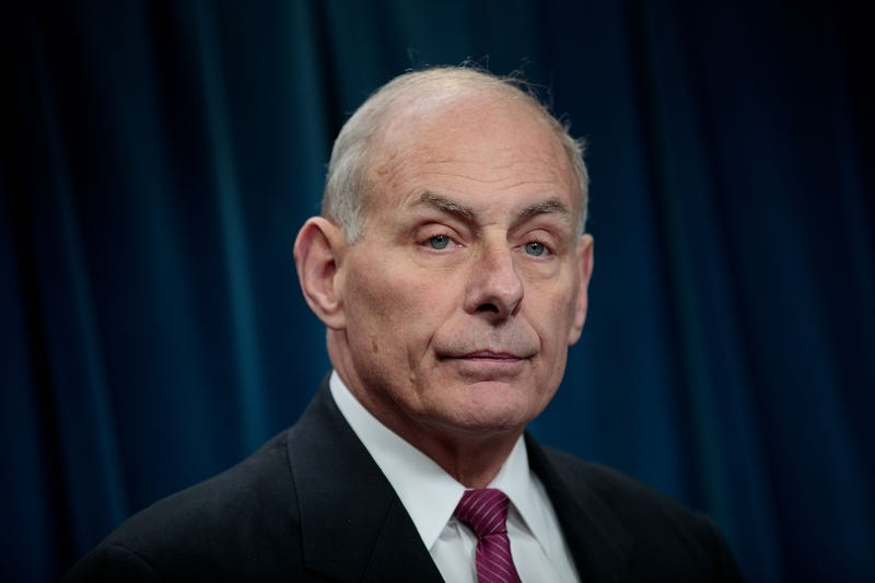 Illustration for article titled White House Chief of Staff John Kelly Will Reportedly Resign, Signaling the Series Finale of America