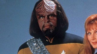 Illustration for article titled Quiet, Worf