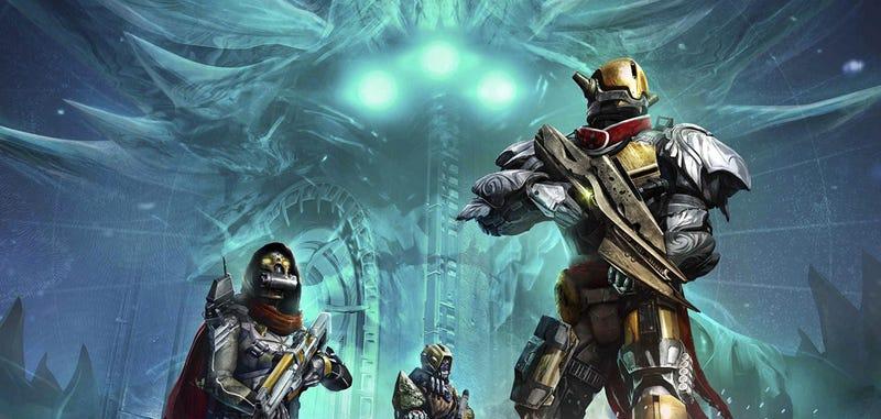 Illustration for article titled Un jugador termina él solo el raid más duro de Destiny en modo difícil